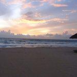 ベトナムで海に沈む夕日をみることができるのがフーコックの良さ